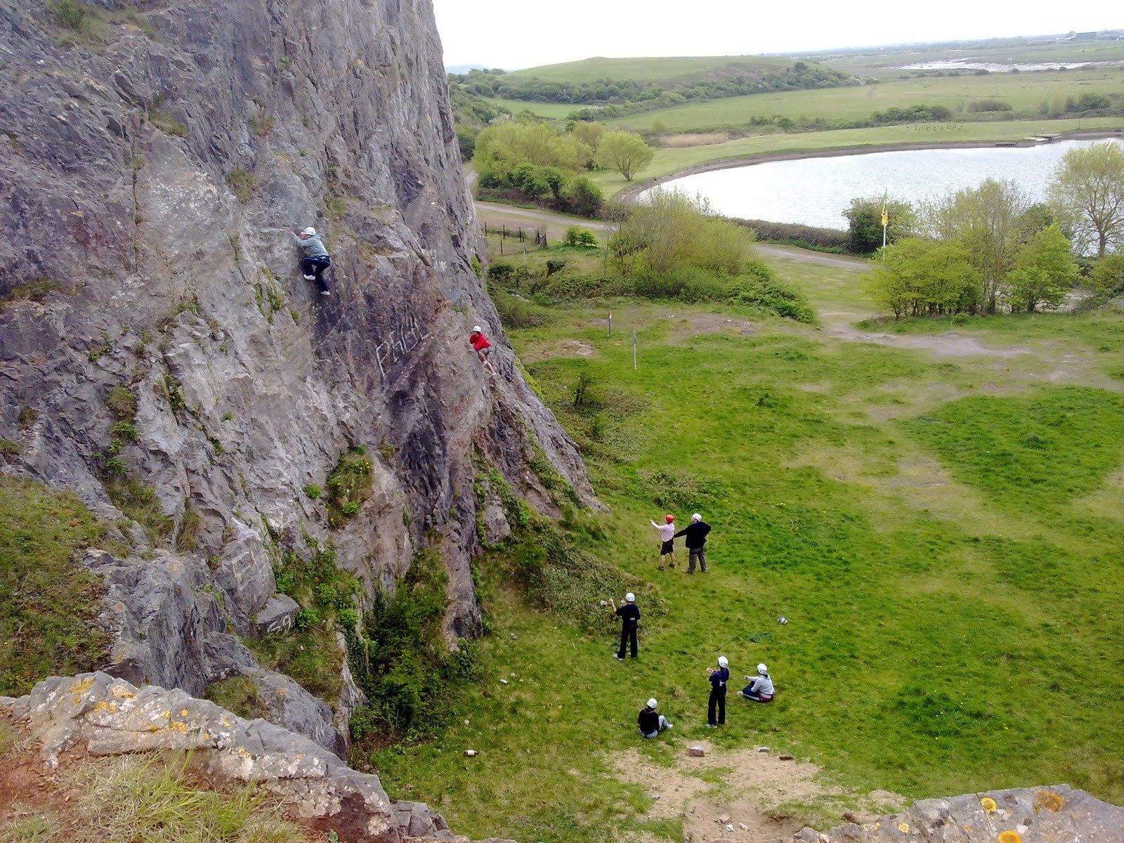 Abseiling for Ups and Downs Southwest