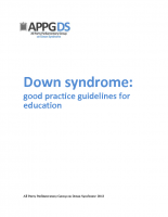 Down Syndrome Good Practice Guidelines