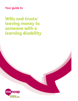 mencap wills information