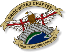 Harley Davidson Bridgwater Chapter - Supporting Ups and Downs Southwest