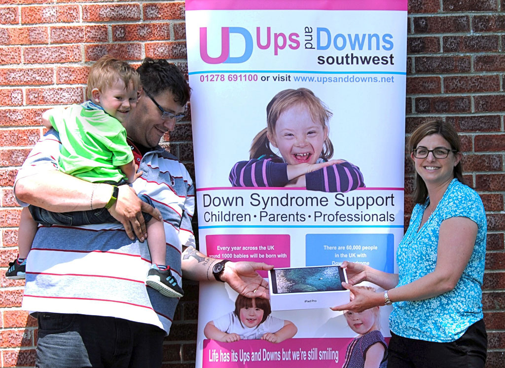 Thank you fundraisers -from Ups and Downs Southwest