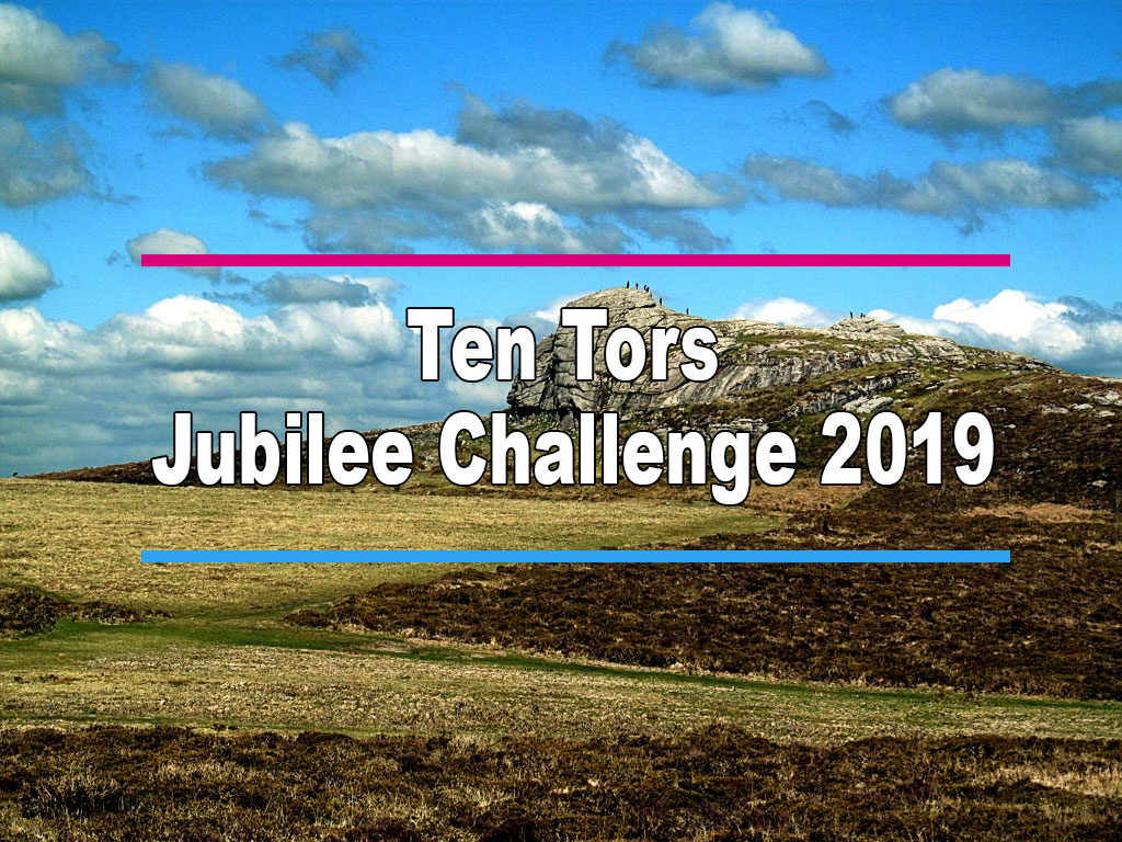 Ten Tors Jubilee Challenge 2019 - Ups and Downs Southwest