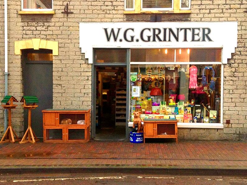 Grinters Pet Shop