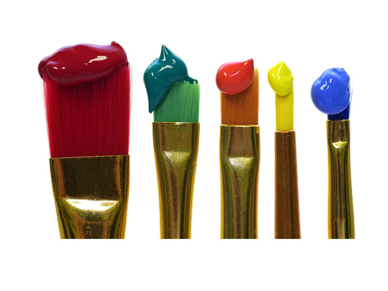 Art Attack Brushes - Ups and Downs Southwest