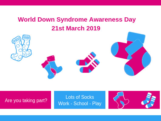World Syndrome Awareness Day