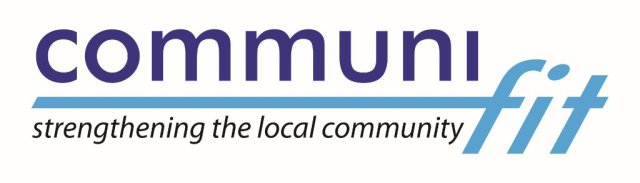 Communifit Logo for Exercise Class with Craig Ups and Downs Southwest