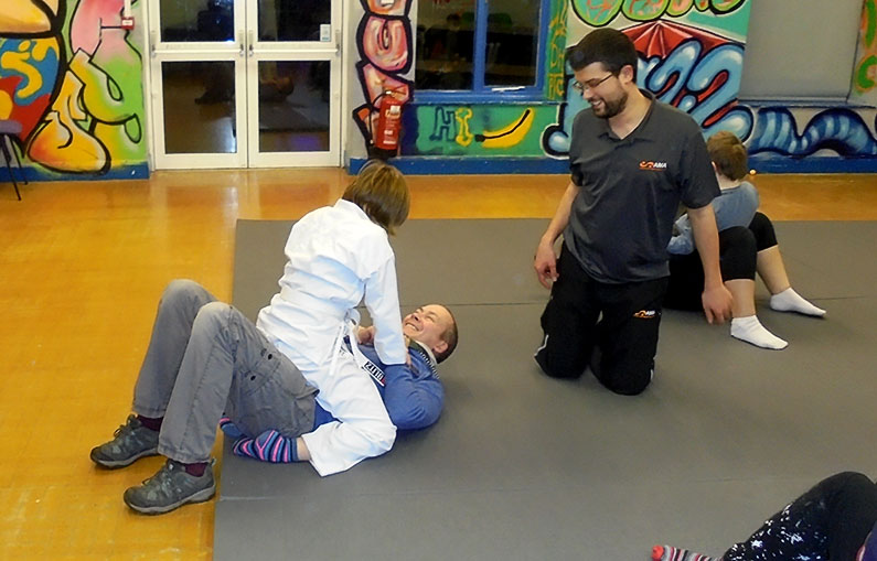 Adaptive Martial Arts Sherborne Youth Club