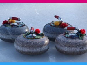 Action Van - Curling