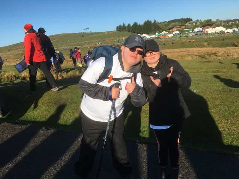 Ten Tors Jubilee Challenge 2020 - Ups and Downs Southwest the 2019 group