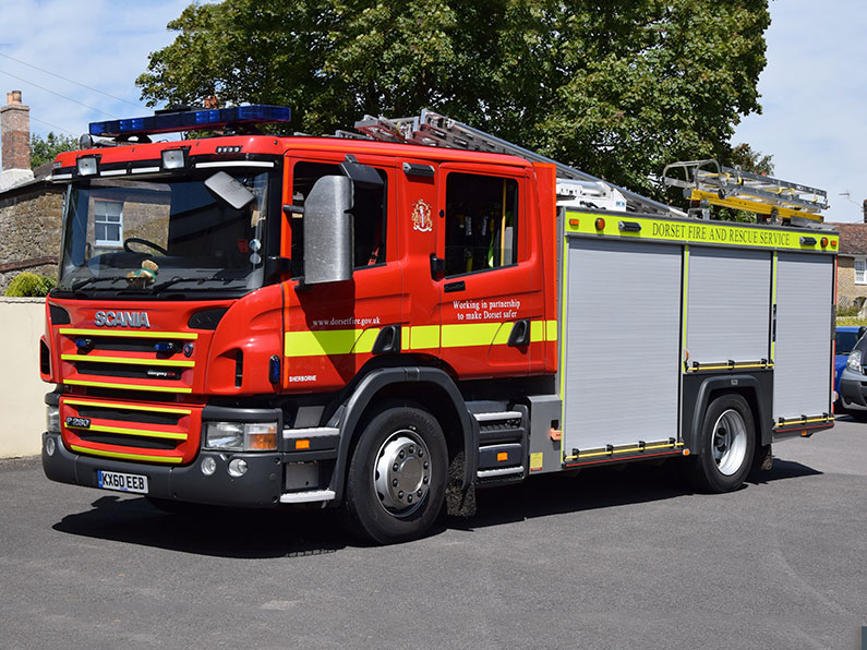 Fire-Engine-Sherborne- Matthew Leggot