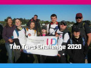 Ten Tors Jubilee Challenge 2020