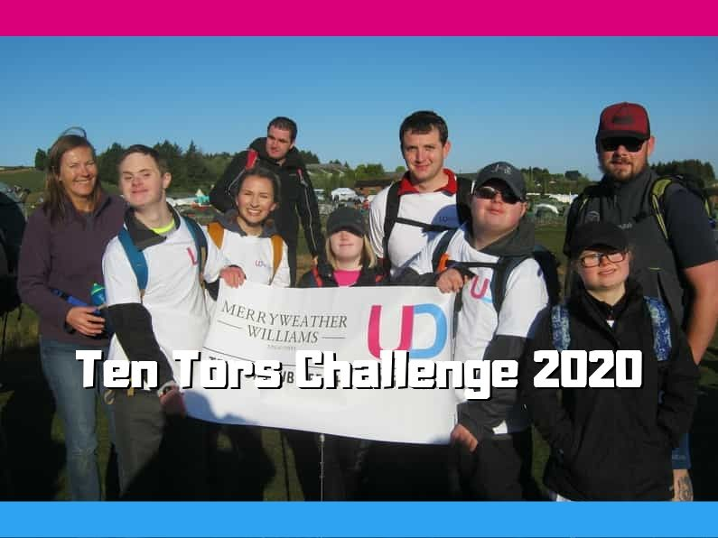 Ten Tors Challenge 2020 - Ups and Downs Southwest