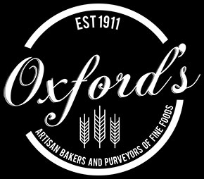 Halloween Baking with Oxfords Bakery Logo