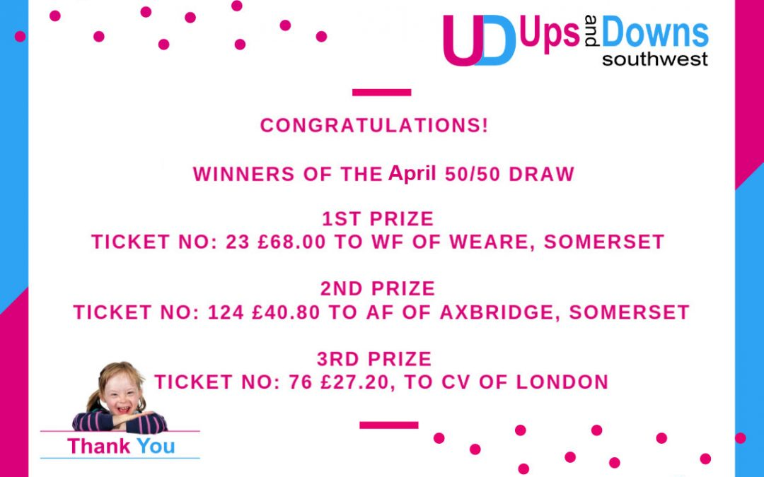 Little Lotto Winners April 2019