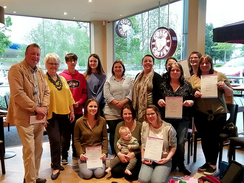 Attendees - Communication For All Course - Shepton Mallet - Ups and Downs Southwest