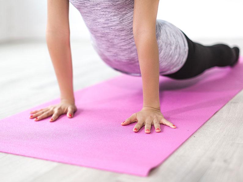 Yoga with Debbie Sherborne Youth Club