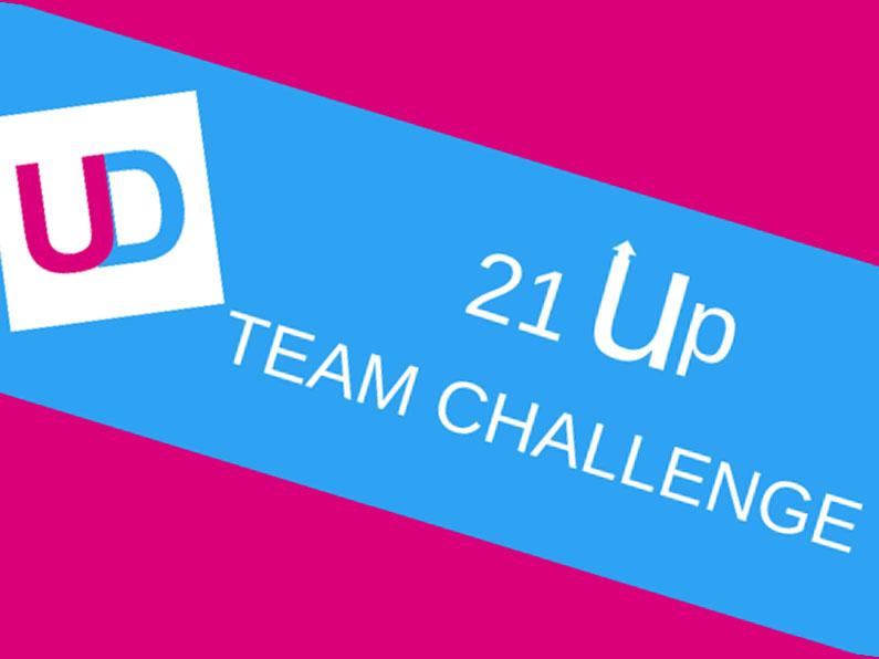 21 UP Team Challenge