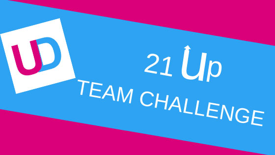 21 Up Team Challenge Ups and Downs Southwest