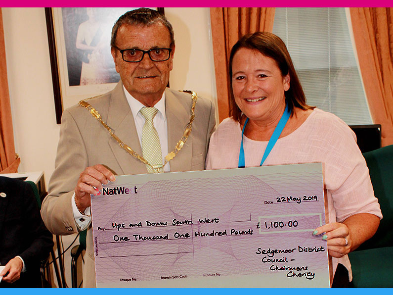 Sedgemoor District Council – Charity of the Year