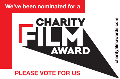 Ups and Downs Vote for us at The Charity Film Awards