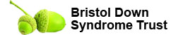 Bristol Down Syndrome Trust logo