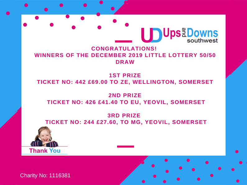 Little Lotto Winners December 2019