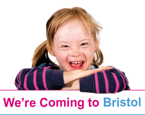 We're Coming to Bristol - The National Lottery Community Fund - Ups and Downs Southwest