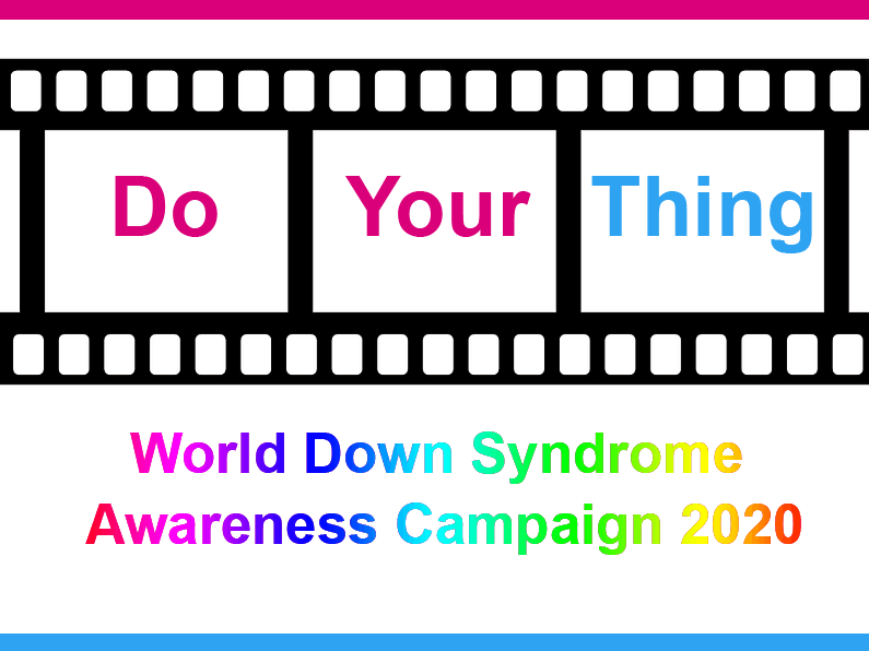 World Down Syndrome Awareness Campaign 2020