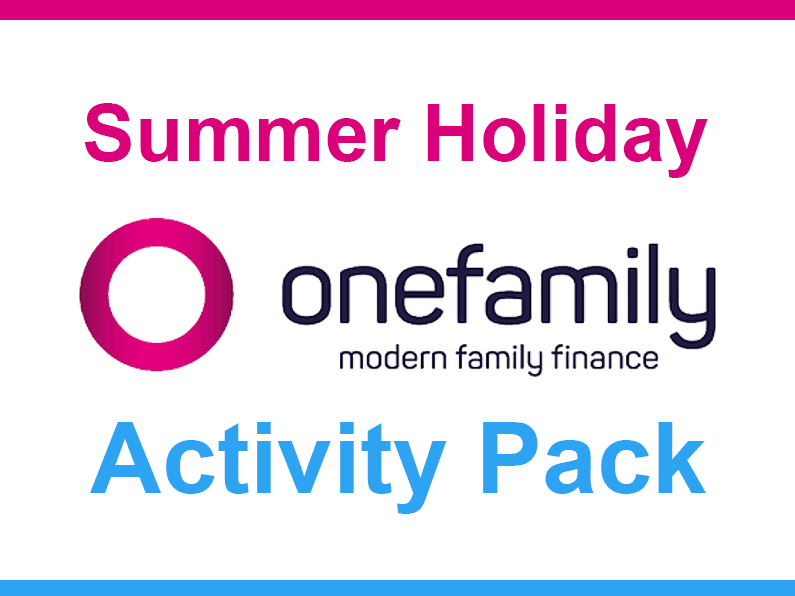 Summer Holiday Activity Pack