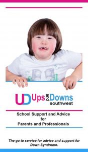 Front of Schools Leaflet | Ups and Downs Southwest
