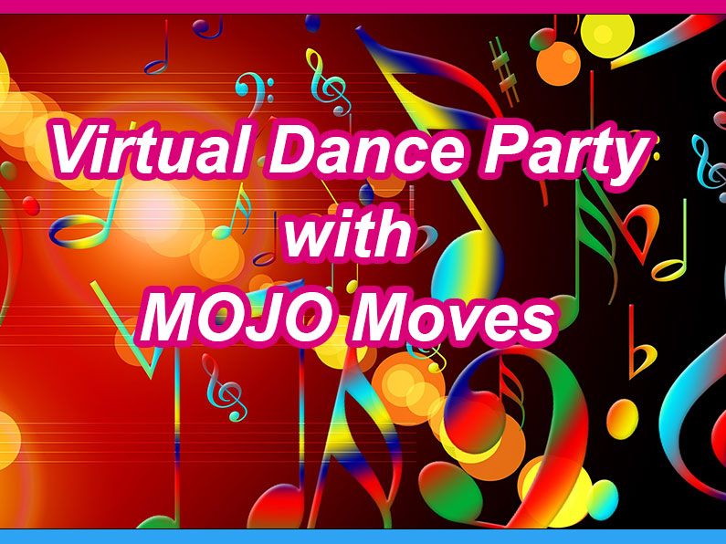 Get your Groove on with Mojo Moves