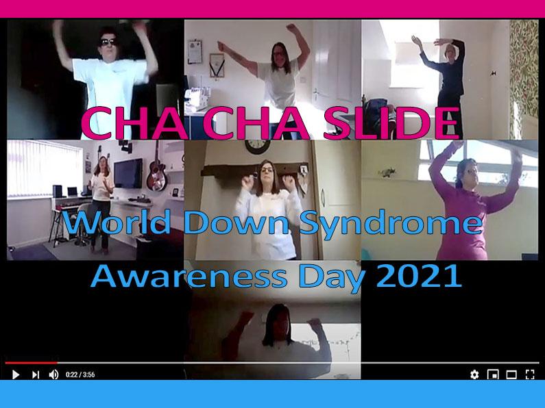 Cha Cha Slide for WDSAD 2021