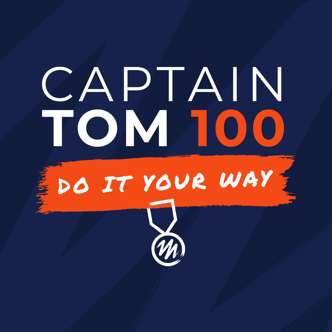 Captain Tom 100 Do It Your Way Ups and Downs Southwest