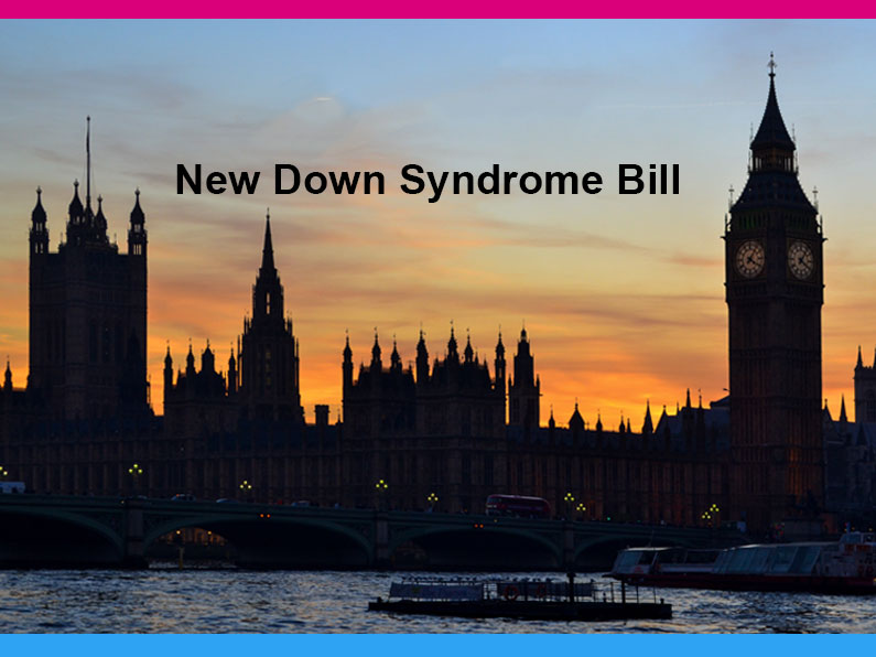 New Down Syndrome Bill