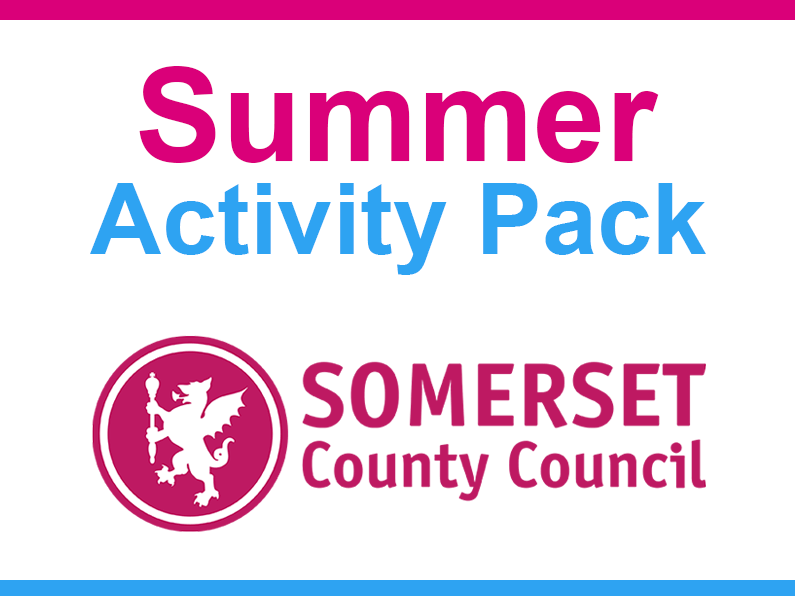 Summer Activity Pack Ups and Downs Southwest