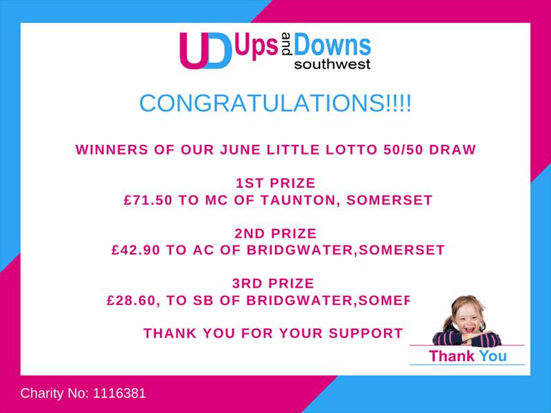 Little Lotto Winners June 2021