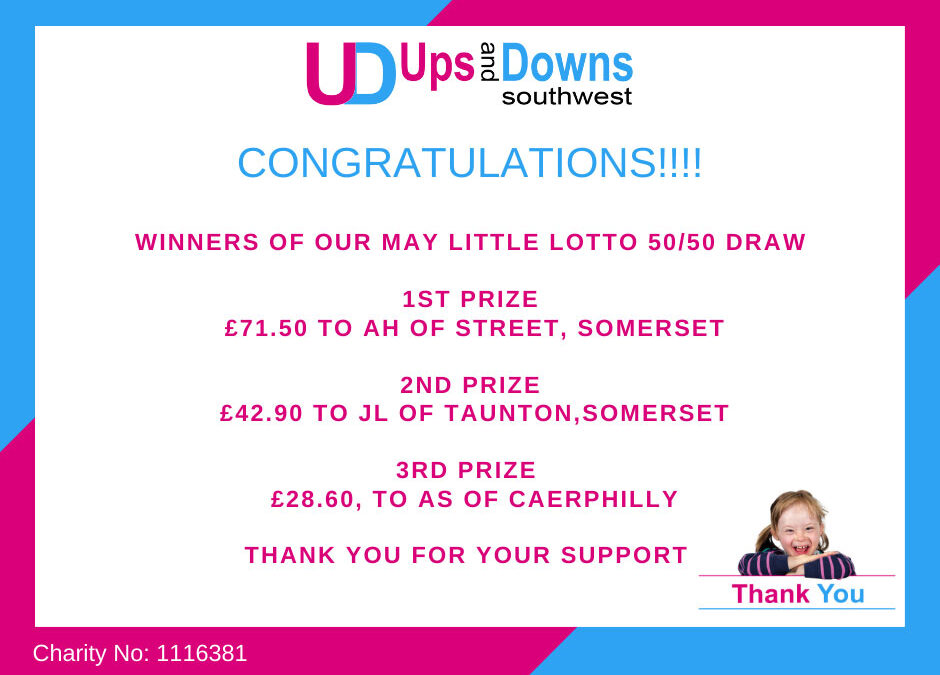 Little Lotto Winners April-May 2021