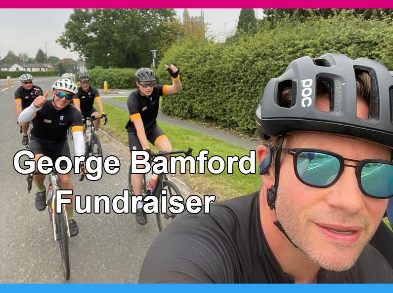 George Bamford Fundraiser